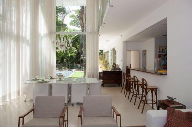 Casa 4 Suítes Projeto Sidney Quintela Alto Luxo - Foto 7