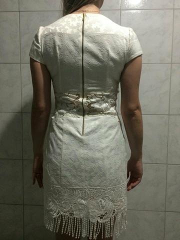 Vestido Branco Pérola P