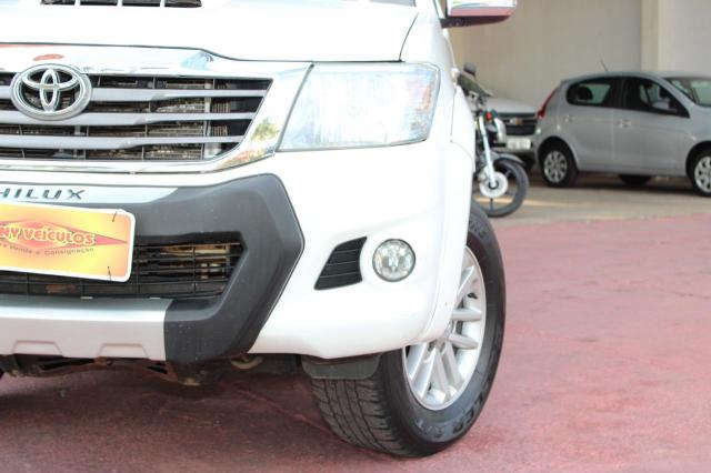 Toyota Hilux CD SRV D4-D 4x4 3.0  TDI Dies - Foto 3