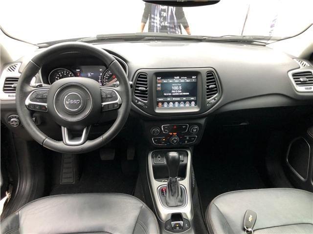 Jeep Compass 2.0 16v flex longitude automático - Foto 5