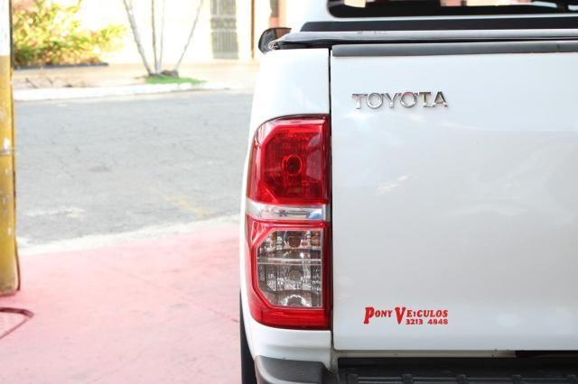 Toyota Hilux CD SRV D4-D 4x4 3.0  TDI Dies - Foto 8