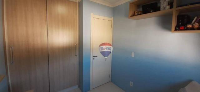 3 dormitórios com suíte, com vista expetacular - Foto 10