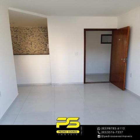 Apartamento com 2 dormitórios à venda, 50 m² por R$ 175.000,00 - Castelo Branco - João Pes - Foto 3