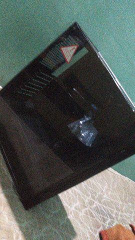 Gabinete Gamer Pichau Gaming Komor Led Rgb Lateral Em Vidro - Foto 2