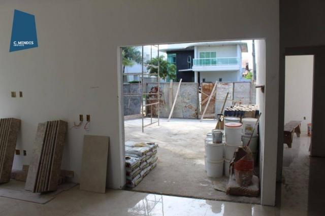 Casa com 3 dormitórios à venda, 330 m² por R$ 1.500.000,00 - Coaçu - Eusébio/CE - Foto 17