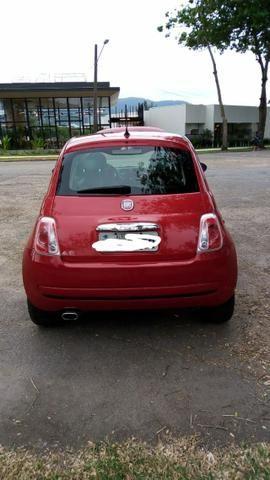 Fiat 500 Cult 1.4 manual ótimo estado só 23990 - Foto 4