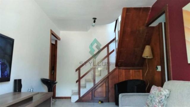 Cobertura à venda com 3 dormitórios em Riachuelo, Rio de janeiro cod:C6169 - Foto 5