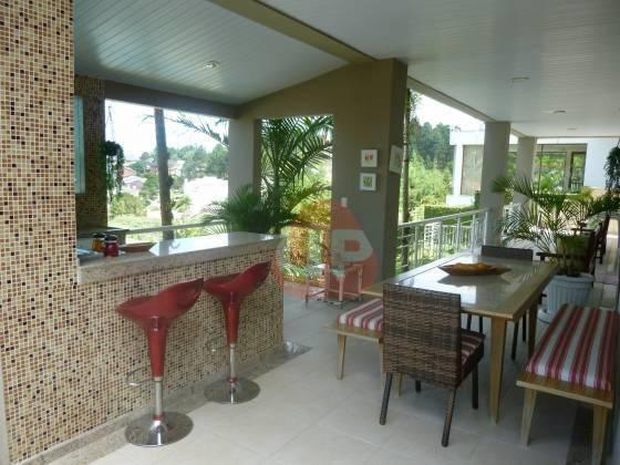 Casa com 4 dormitórios à venda, 474 m² por R$ 2.300.000,00 - Alphaville Residencial 10 - S - Foto 8
