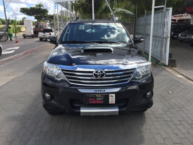 Hilux SW4 SRV 4x4 Diesel 2015 - Foto 6