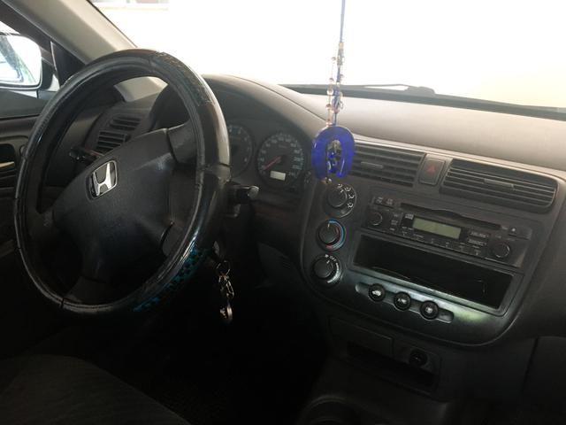 Honda Civic 2003 LX - Foto 3