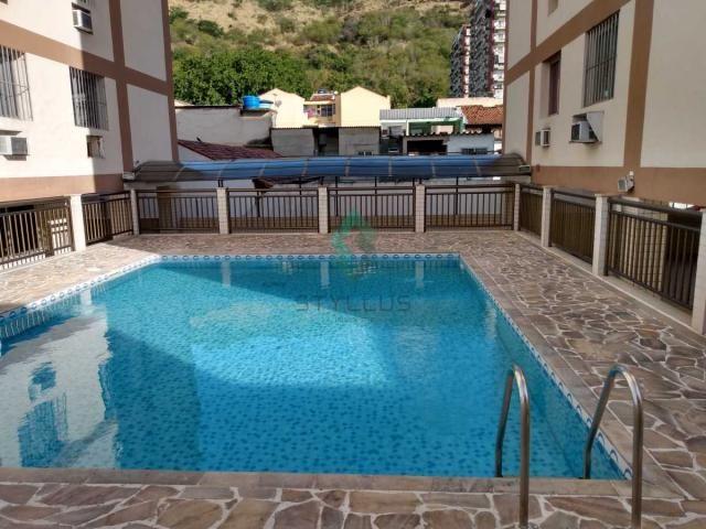 Cobertura à venda com 3 dormitórios em Riachuelo, Rio de janeiro cod:C6169 - Foto 3
