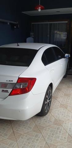 Civic LXR - GNV