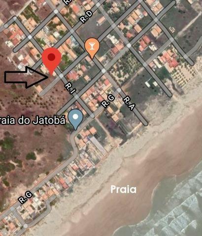 Terreno Praia de Jatobá 450m² - Loteamento regular - R$ 60 mil - venda, troca - Foto 2