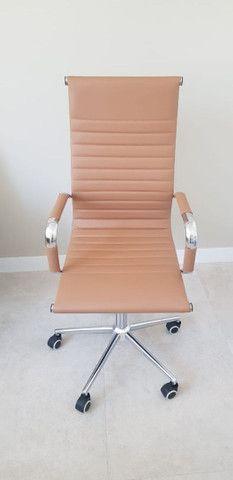 Conjunto cadeiras escritório  - Foto 4