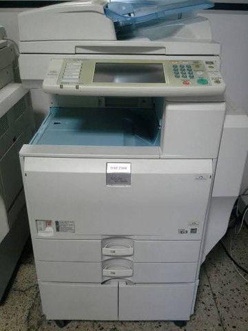 Copiadora ricoh A3 preto e branco MP5000