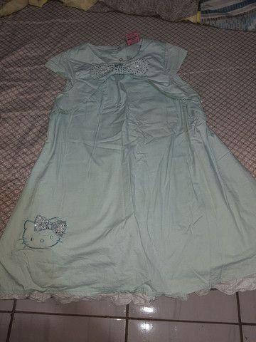 Vestido Hello Kitty tam12 - Foto 2
