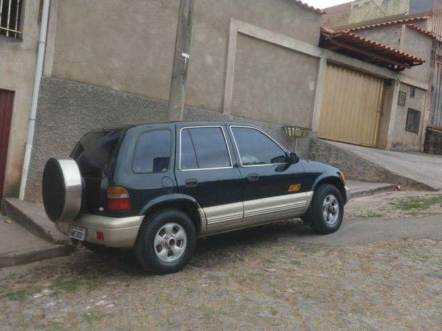 Vendo/Troco Sportage 4x4 Traçada