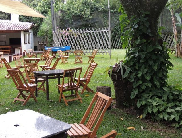 Chácara Bouganville com Pousada e Salão de Festa - Foto 6