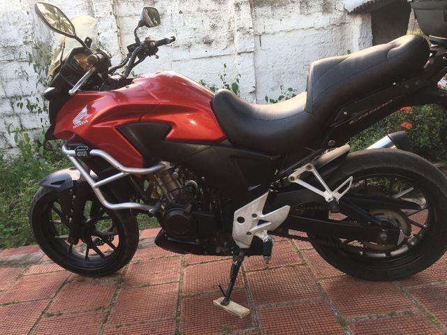 Vendo moto cb500x 14/15 - Foto 4