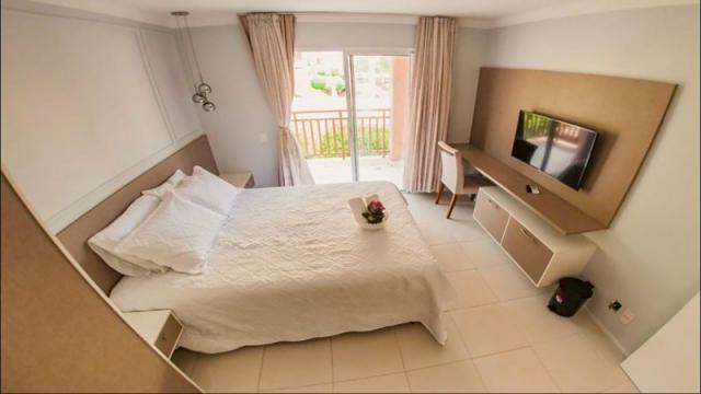 Wellness Beach Park Resort - Apartamento á Venda com 4 quartos, 2 vagas, 121m² (AP0381) - Foto 9
