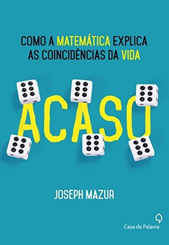 Livro - Acaso - Joseph Mazur