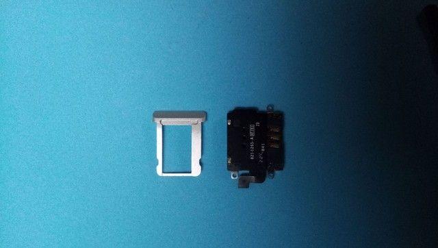 Slot+gaveta de chip iPad 3 geração - Foto 3
