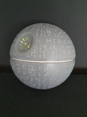 Luminária Star Wars Estrela da morte - Foto 3