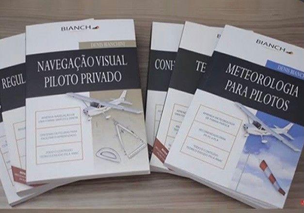 Kit Piloto Privado  - Foto 2