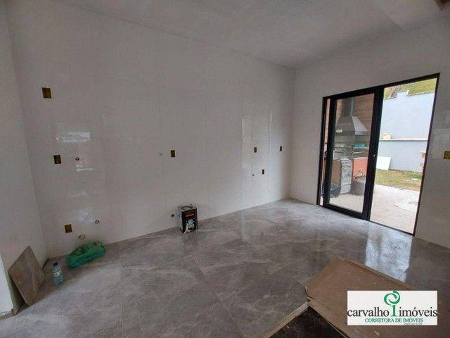 Casa com 3 dormitórios à venda, 220 m² por R$ 980.000,00 - Green Valleiy - Teresópolis/RJ - Foto 4
