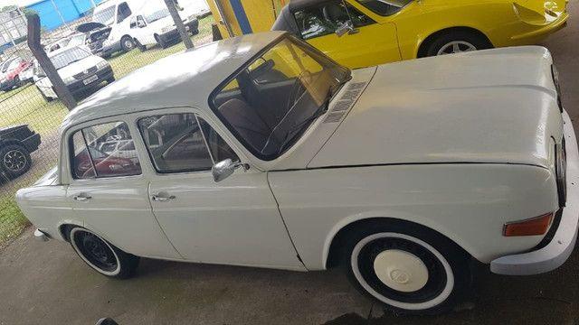 VW Fusca Zê do Caixão 1969, motor 1600; Carro de fácil restauração. - Foto 7
