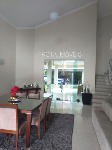 Cristal Ville, linda casa 5 suítes, gabinete - Foto 6