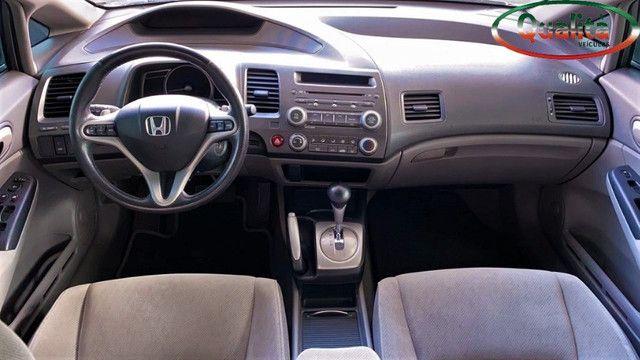 Civic LXl 1.8 Flex, Câmbio Automático, Impecável. Lindo Carro! - Foto 11