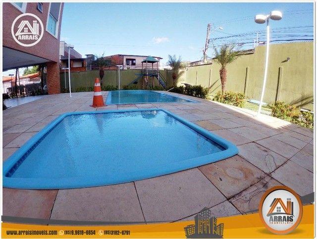 Apartamento com 3 dormitórios à venda, 64 m² por R$ 250.000 - Maraponga - Fortaleza/CE - Foto 17