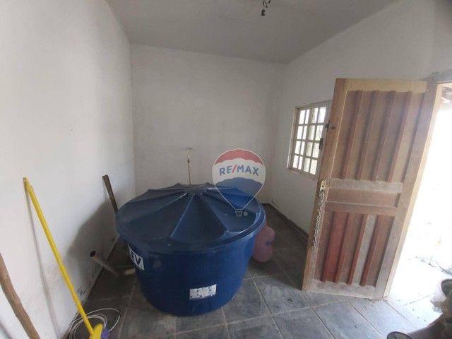 Casa com 1 dormitório à venda, 60 m² por R$ 120.000,00 - Campo Redondo - São Pedro da Alde - Foto 14