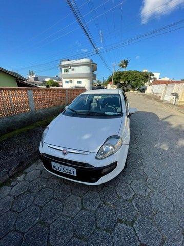 Vendo Fiat Punto Attractive 1.4 Flex 2014/2015 - Foto 10