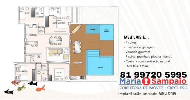 M.S Muro Alto Cais Eco Lançamento 1 Fase - Foto 4