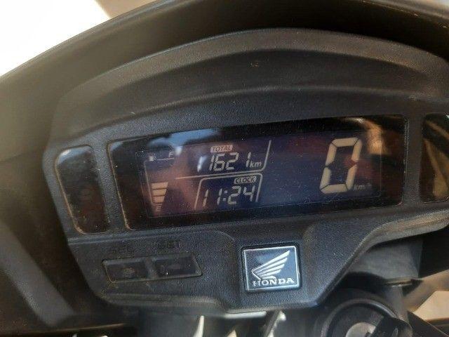 Vendo Honda Bros ESDD 160- Topo de Linha - Foto 3