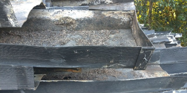 Calhas para plantação em estufa  - Foto 2