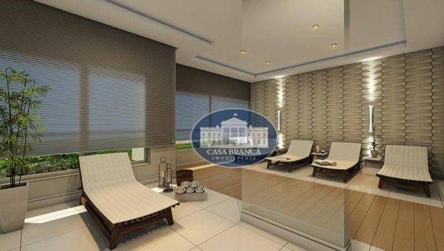 Cobertura Duplex - 3 suítes à venda, 171 m² por R$ 826.200 - Parque das Paineiras - Birigü - Foto 2