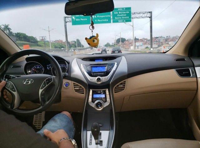 Hyundai Elantra 1.8 16v Gls Aut. 4p - Foto 5