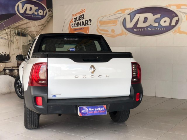 RENAULT DUSTER OROCH EXPRESSION 1.6 2020 - Foto 2