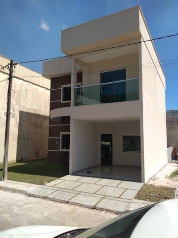 Casa 2 pavimentos ( cond. Portal 1 )