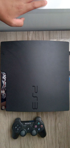 Ps3 slim 800 reais  - Foto 2
