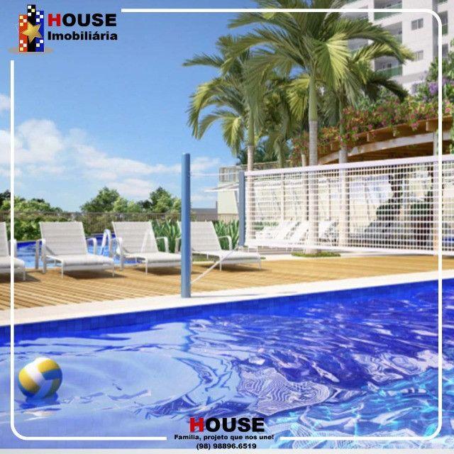 Condominio ilha parque residence, com 2 quartos