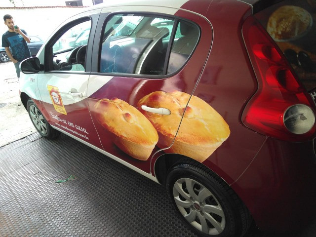 Trabalhamos com Envelopamento de Veículos , venha solicite já seu orçamento!! - Foto 2