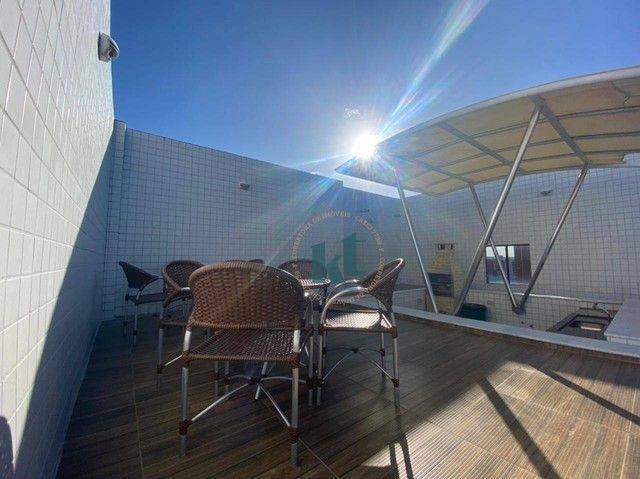 Apartamento com 3 dormitórios à venda, 93 m² por R$ 450.000 - Jardim Oceania - João Pessoa - Foto 19