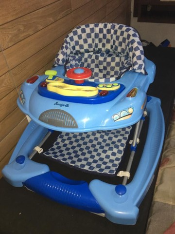 Andador baby coupé burigotto - Foto 3