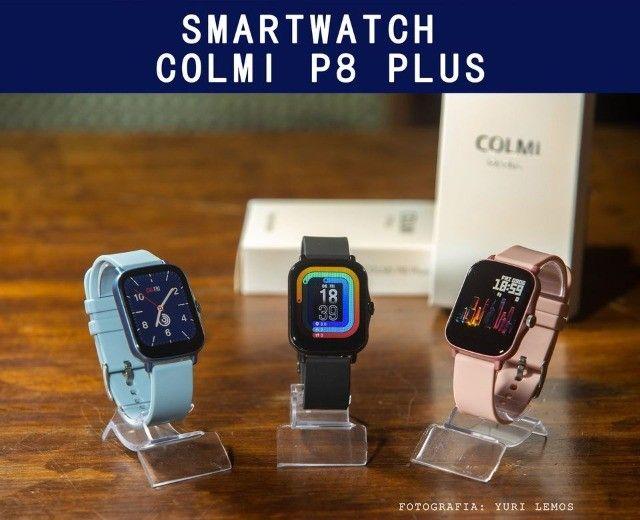 SmartWatch P8 Plus Oferta Imperdível!!!
