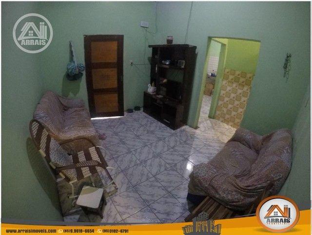 Casa com 3 dormitórios à venda, 200 m² por R$ 210.000,00 - Prefeito José Walter - Fortalez - Foto 7
