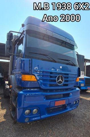 Scania g380 g420 volvo fh440 460 man iveco mercedes carretas - Foto 13